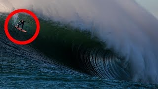 11 Beaches with the BIGGEST Waves on Earth!