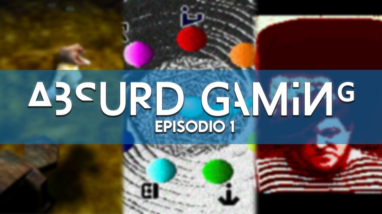 "Absurd Gaming #1 - ""Funny Pizza Land"", ""Helious"" & ""Choose an Enemy"" w/ Cydonia"