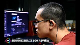 Đánh giá chi tiết Sennheiser IE 900, tai nghe in-ear đầu bảng đến từ Đức
