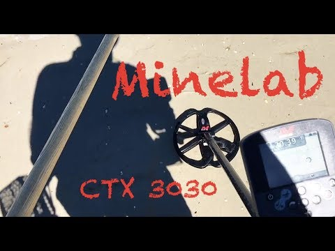 Metal Detecting Minelab CTX 3030 where to find the gold rings?!