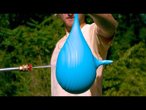 Water Balloons in SLOW MOTION Compilation! (Vol. 5-8)
