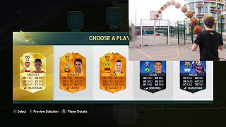 FUT DRAFT BASKETBALL CHALLENGES!!
