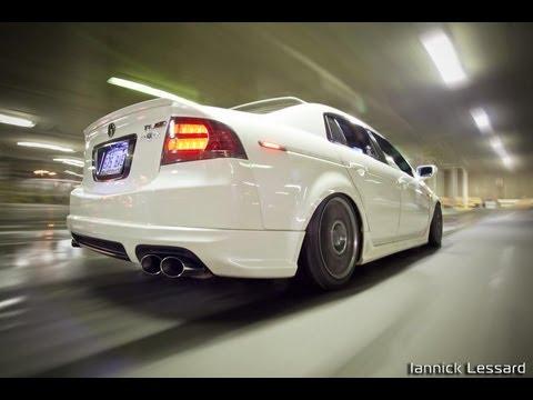 Acura TL-S Short Movie HD