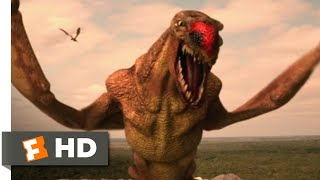 The 7 Adventures of Sinbad (2010) - Dragons Attack! Scene (3/9) | Movieclips