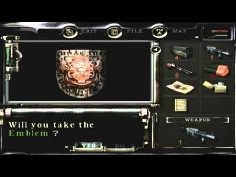 Resident Evil Remake (Jill) - Episode 4 [Death Masks]