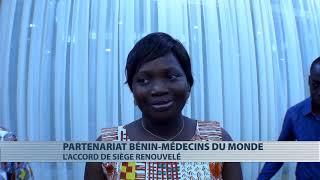 Médecins du Monde renouvelle son accord de siège au Bénin