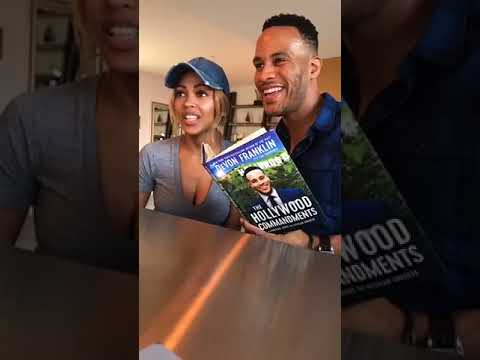 MeaganGood.Net: Facebook live chat with Meagan Good and Devon Franklin