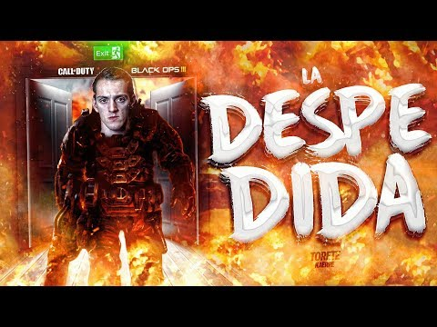 LA DESPEDIDA DE BLACK OPS 3.