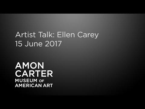 Artist talk: Ellen Carey, 15 June 2017