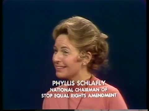 Firing Line With William F. Buckley Jr.: The Equal Rights Amendment