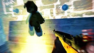 CALL OF DUTY WII ZOMBIES GAMEPLAY (TranZit & Kino) CoD Black Ops 1 & 2