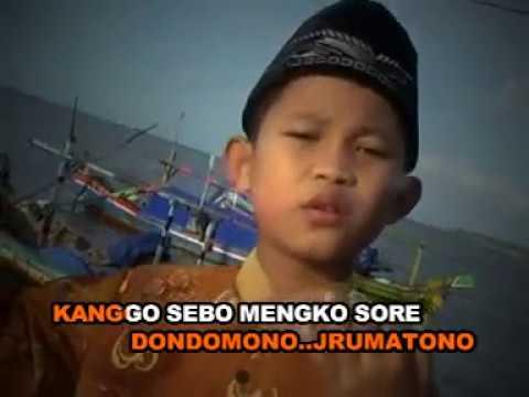 Sholawat Anak Anak Lir Ilir Voc Mohammad Rizal