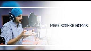 Mere Rashke Qamar Cover by Sunny Virdi / dholak and tabla mix Karaoke