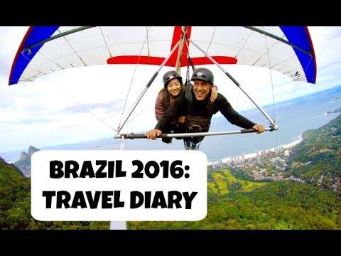 Brazil 2016: Travel Diary