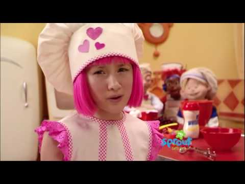 Cooking by the book (Lazy Town) Ft. Lil Jon - 1 HOUR EDITION