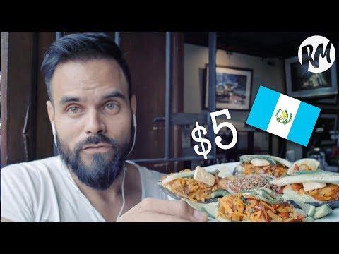 ¡Qué barato es Guatemala! — GUATE VLOG #2