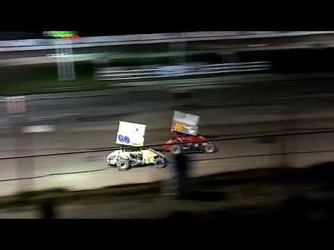 9/15/18 Bear Ridge Speedway 500 granite state mini sprint feature