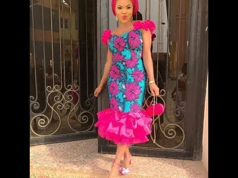 80+ Best African Print Dresses Trending Among Divas: Stylish And Elegant Styles
