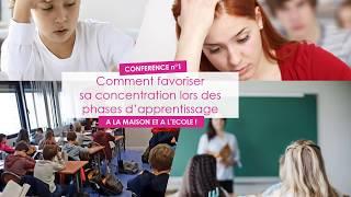 Conferences concentration et sommeil, Gilles Payet, sophrologue