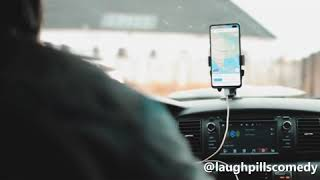 Taxi Driver in Abroad Vs In Nigeria (Laughpillscomedy)