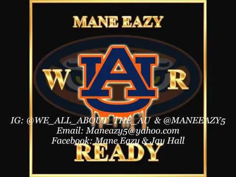 "WAR READY ""Auburn Tigers  Football"""