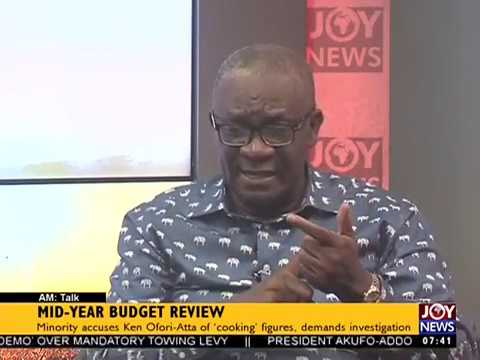 Unemployment Crisis in Ghana - AM Talk on Joy News (3-8-17)