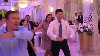 Проводы невесты  Айжан  «Кыз Узату».