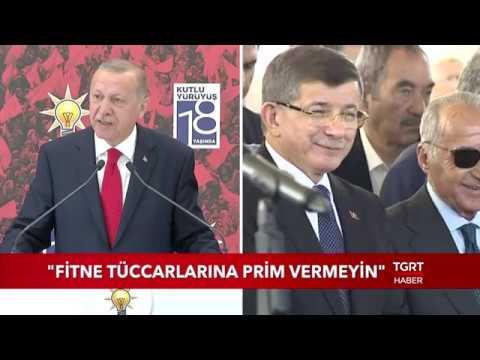 Cumhurbaşkanı Erdoğan: ''Mücadelemiz Zaferle Taçlanacaktır''