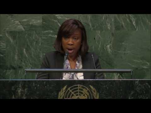 Ms  Shantal Munro Knight   Caribbean Policy Development Centre   UN Post 2015 Interactive Hearings