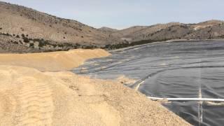 Heap Leach - Clifton Mining Co. - Ore Crusher