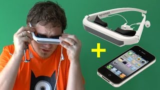 Обзор виртуальных очков для iPhone