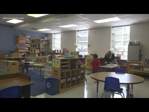 3 Triad school districts send students back into the classroom