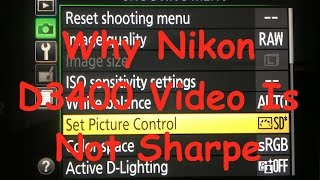 how to make better video on the nikon d3400 nikon d3400 sample videos