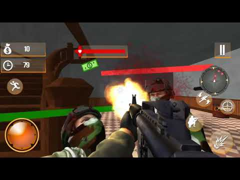 ► Modern Action FPS Mission # Last Episode (Tribune Games Mobile Studios) Android Gameplay
