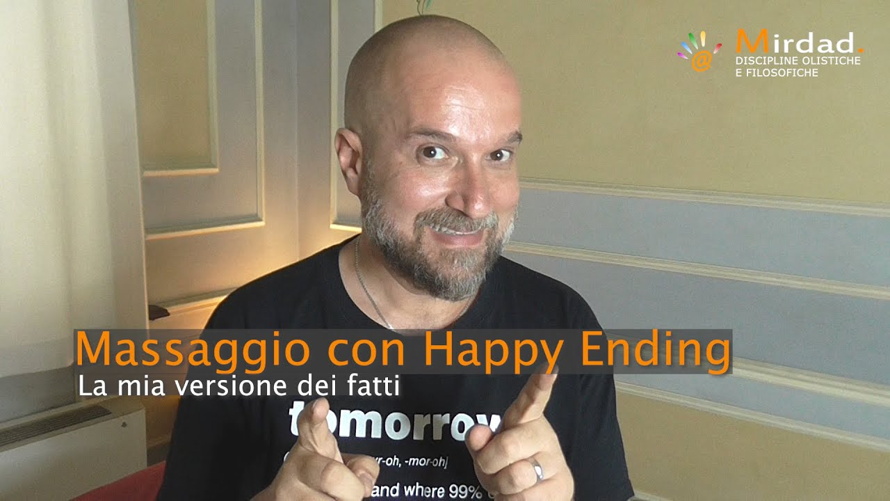 Massaggio con Happy Ending
