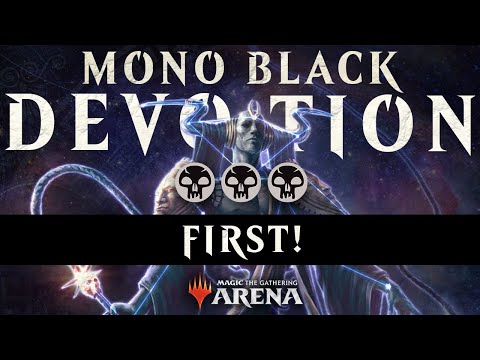 Playing Mono Black Before Mono Black Magic, Merchant, Mogwai, And Everyone Else.  It's MINE!