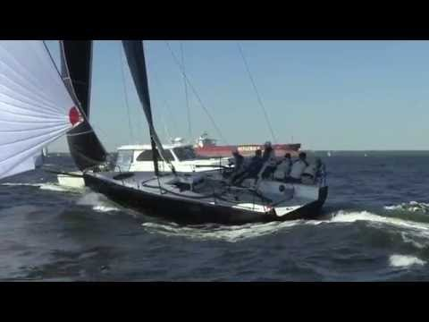 C&C 30 One Design Racing at the Storm Trysail Club Fall Regatta