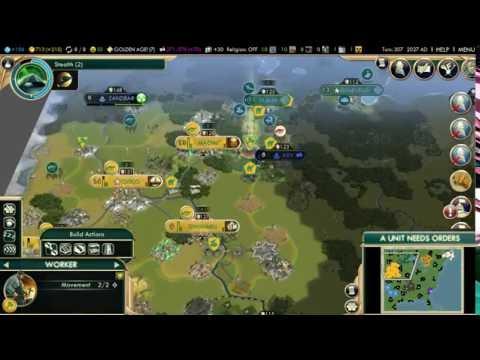 Civ 5 Gameplay 2026 - 2038 Pachacuti Inca Empire