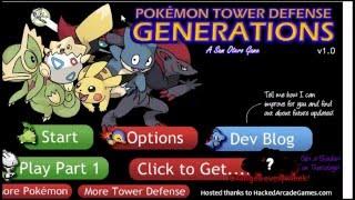 Repeat youtube video Pokémon Tower Defense 2 /#RAYQUAZA#/ EP #1#  e como pegar inicial de kanto