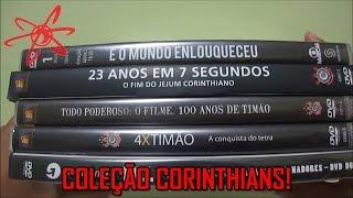 [DVD] COLEÇÃO CORINTHIANS!