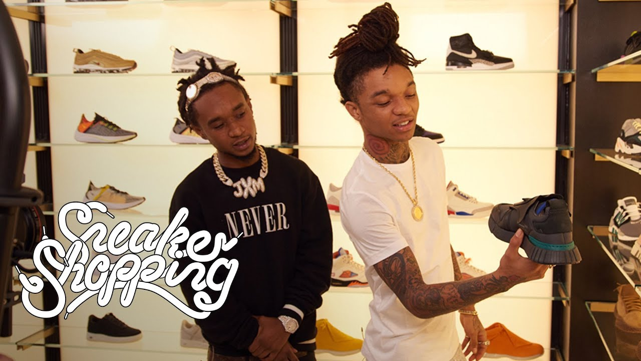 Rae Sremmurd Go Sneaker Shopping With Complex - YouTube 38012c815