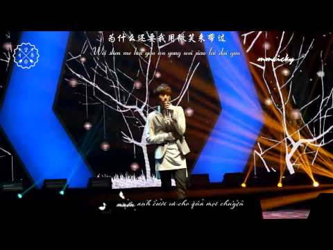 [Vietsub+Kara] GOT7 Mark ft Jackson - Silence
