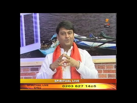 SPIRITUAL LIVE  31-07-2017