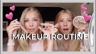 SUMMER MAKEUP ROUTINE - izaandelle