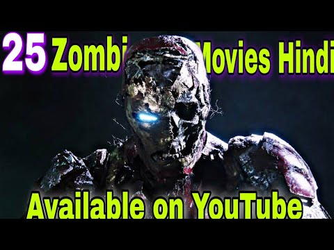 Download Top 25 Zombie Horror Available On YouTube In Hindi Dubbed | Zombie Movies With Links