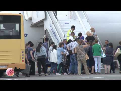 Прямой рейс из Владикавказа в Санкт-Петербург