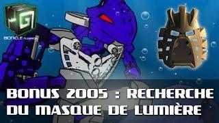 BIONICLE 3 - La Recherche du Masque de Lumière Part 1