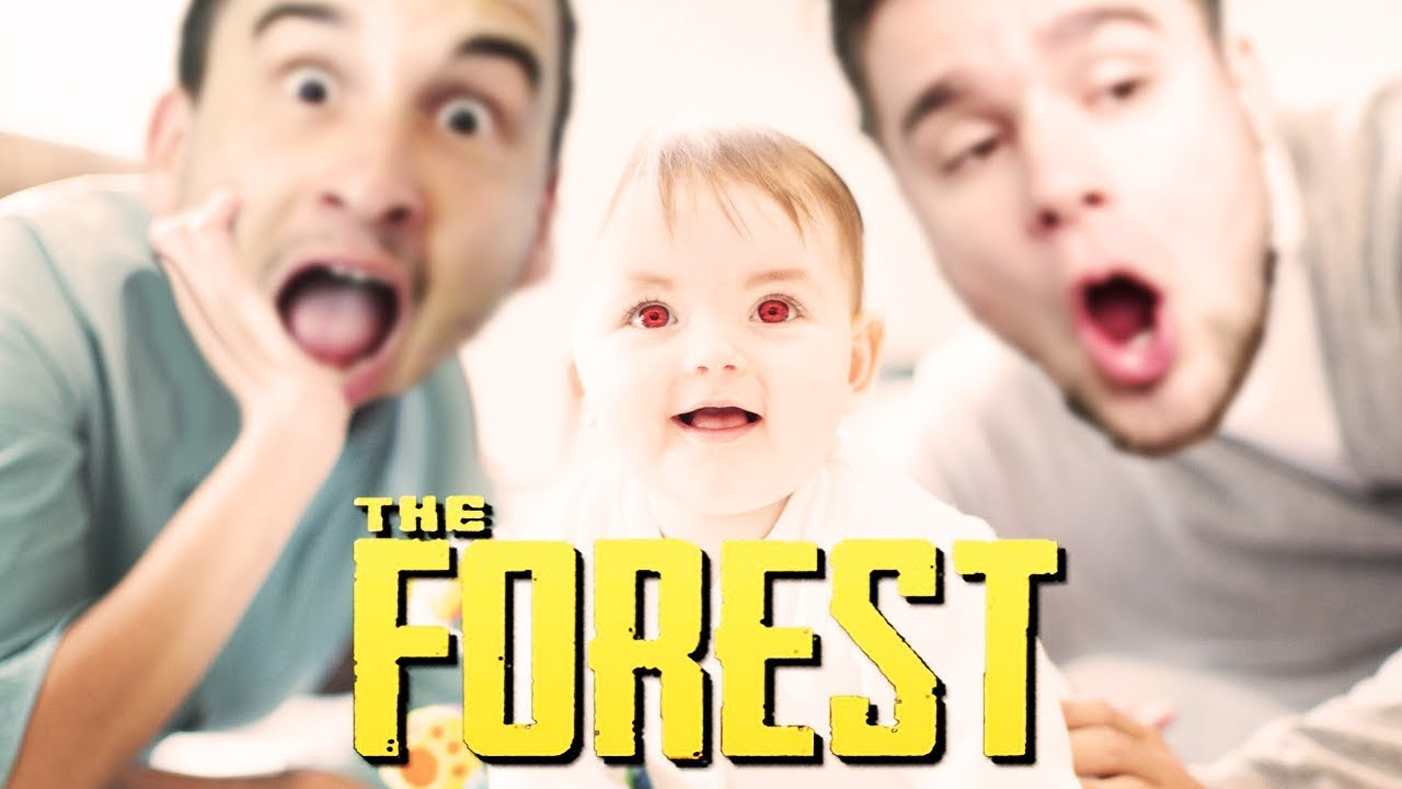 DOBRODZIEJU, MY MAMY SYNA!   The Forest [#16] (With: Dobrodziej)