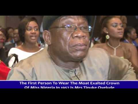 THE 40TH MISS NIGERIA BEAUTY PAGEANT HOLDS IN LAGOS