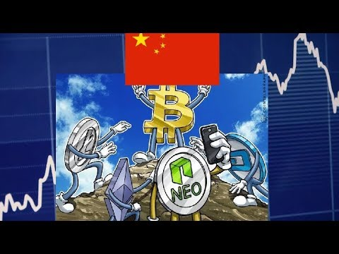 Cryptocurrency in china news